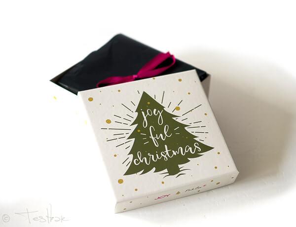 Die Pink Box im Dezember 2018 – Pink Box Joyful Christmas 2018