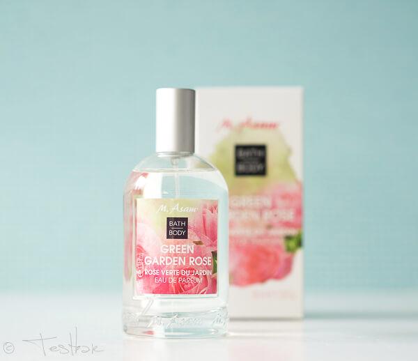 Duftende Geschenkideen zum Muttertag - GREEN GARDEN ROSE Eau de Parfum von M. Asam