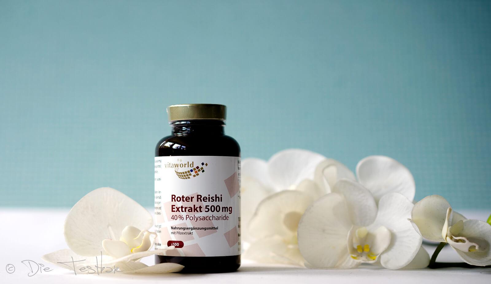Reishi Extrakt 500 mg