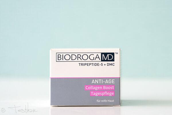 collagen boost tagespflege von biodroga md sch nheit. Black Bedroom Furniture Sets. Home Design Ideas