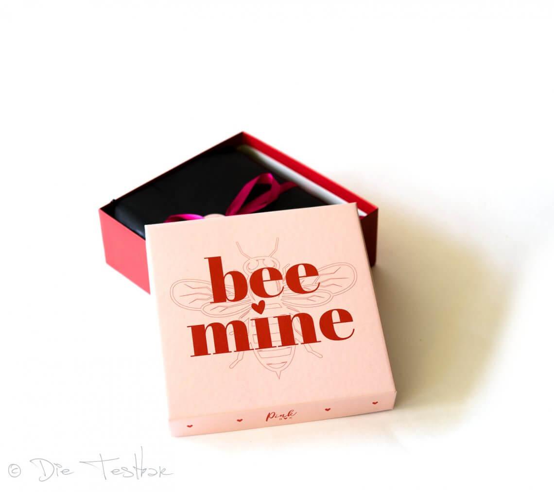 DIE PINK BOX im Februar 2021 – Pink Box Bee Mine 2021