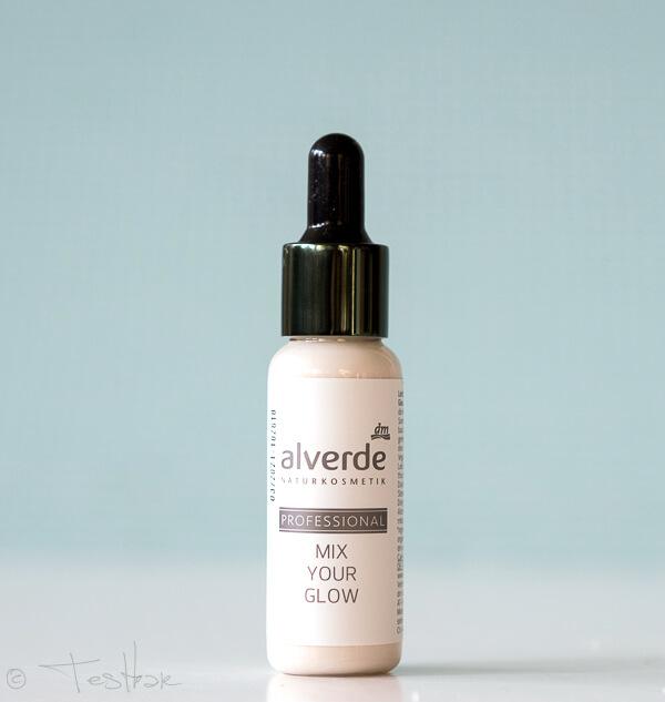 Highlighter Professional Mix your Glow von Alverde