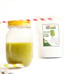 Gesunde Smoothies mit gemahlenem Obst und Gemüse von Lebepur