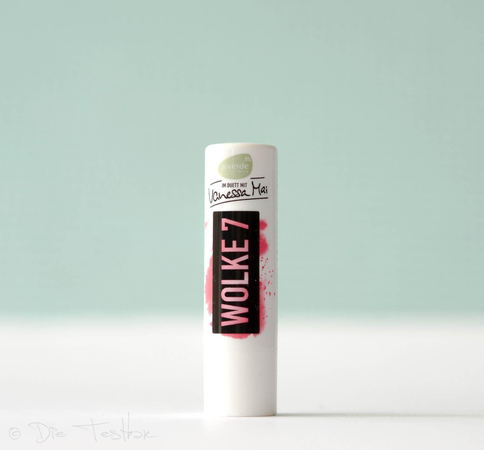 alverde NATURKOSMETIK -Vanessa Mai Wolke 7 Lippenpflege Lip Balm