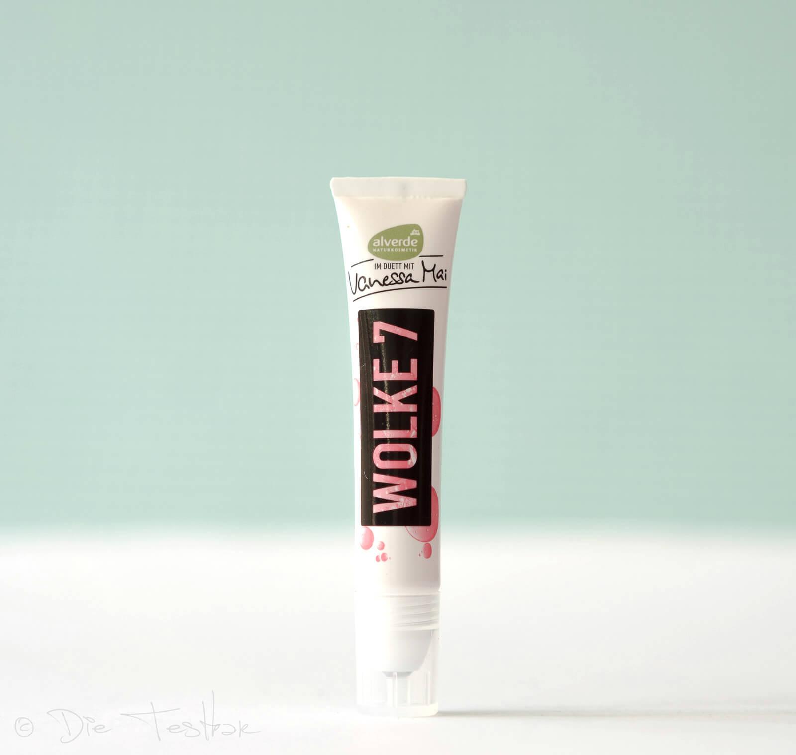 alverde NATURKOSMETIK -Vanessa Mai Wolke 7 Lippenöl Lip-Oil