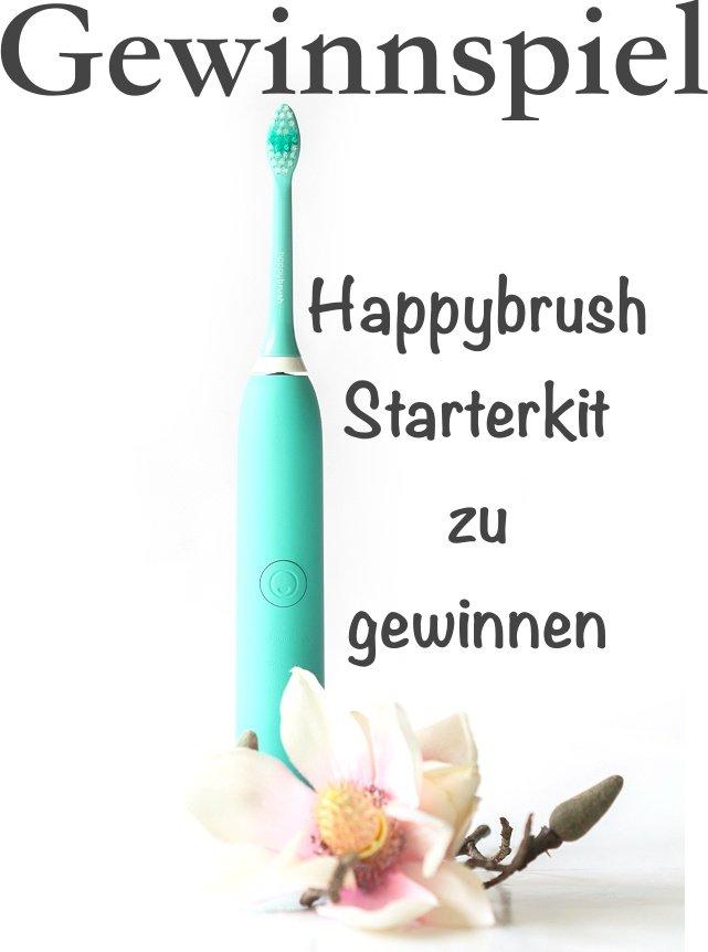 Happybrush Starterkit zu gewinnen
