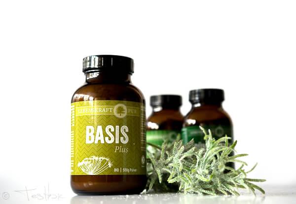 Bio Basis Plus von Lebenskraftpur - Zur Deckung Ihres täglichen Vital- und Mikronährstoffbedarfs