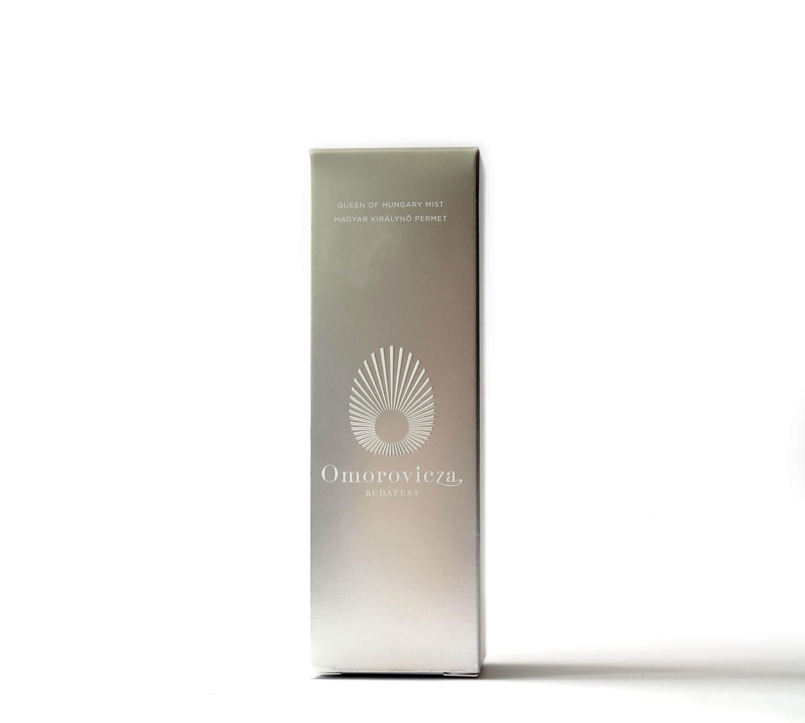 Queen of Hungary - Feuchtigkeitsspendes Erfrischungsspray - Mist Limited Edition von Omorovicza