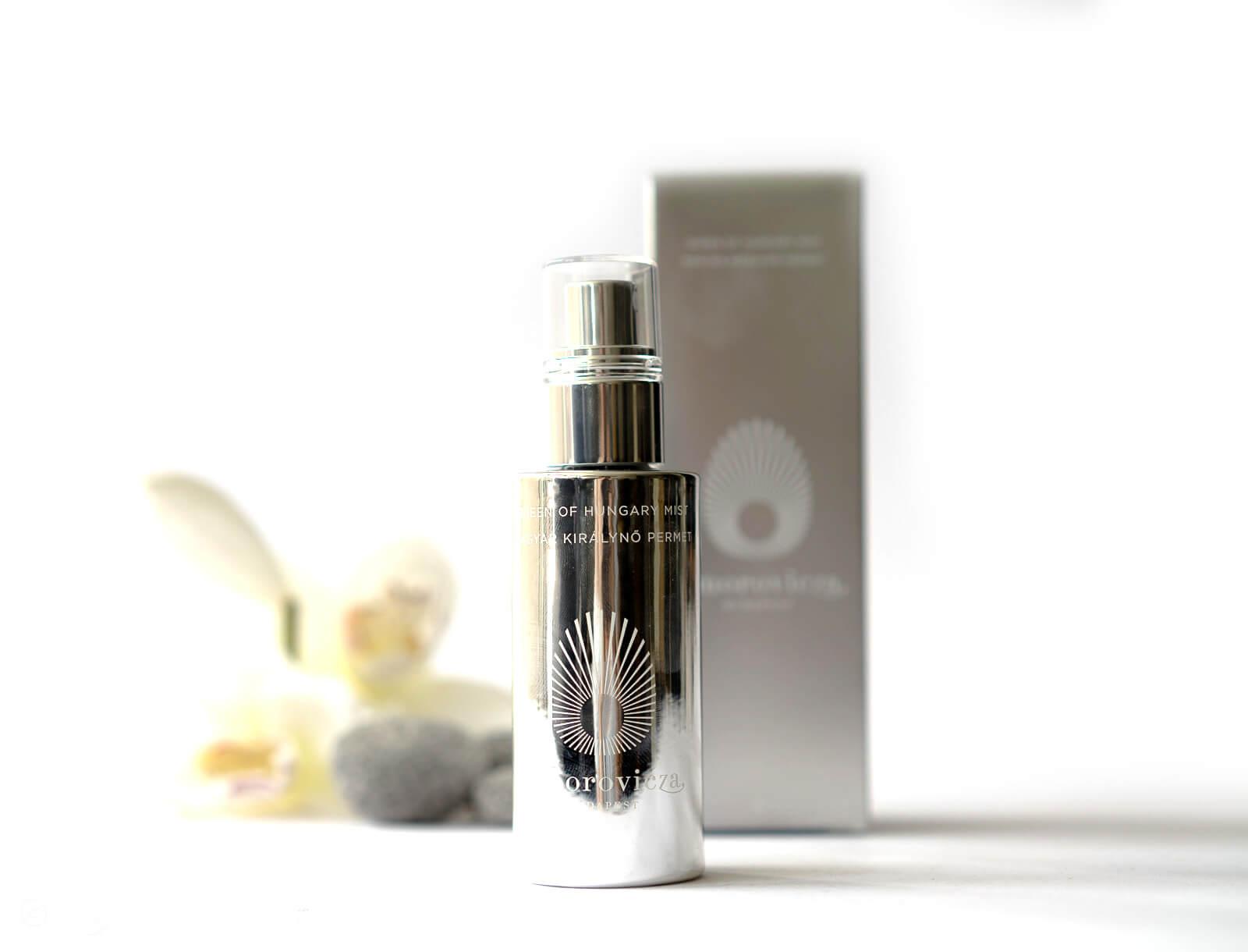 Feuchtigkeitsspendes Erfrischungsspray - Queen of Hungary - Mist Limited Edition von Omorovicza
