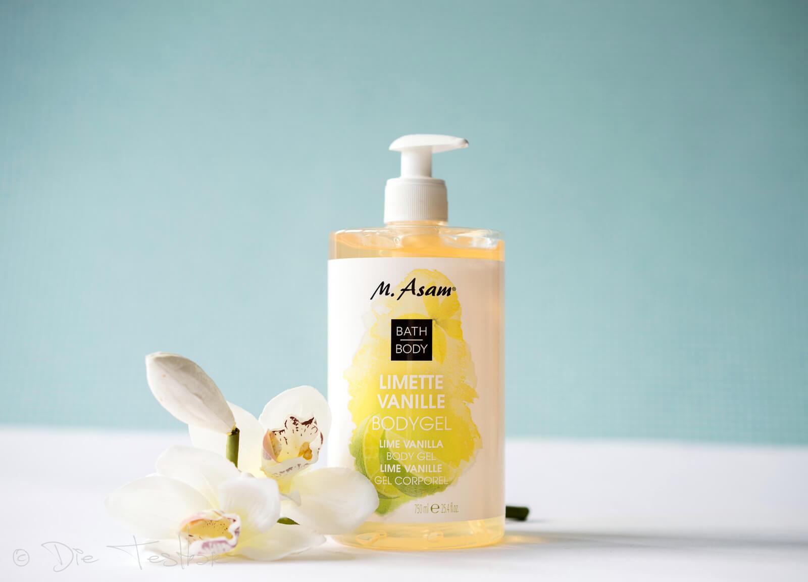 M. Asam Limette Vanille Aqua Lotion