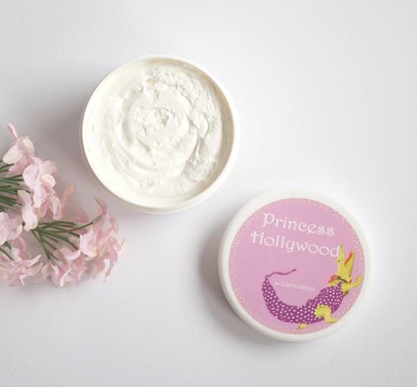 Handgefertigte Naturkosmetik - Körpersahne Cotton Candy