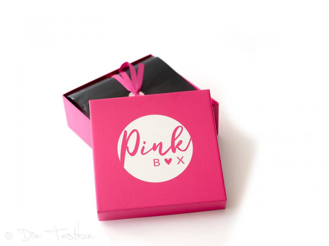 DIE PINK BOX im August 2019 – Pink Box Millennial Pink 2019