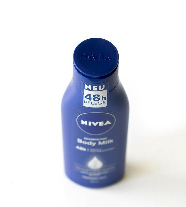 Reichhaltige Bodymilk von Nivea