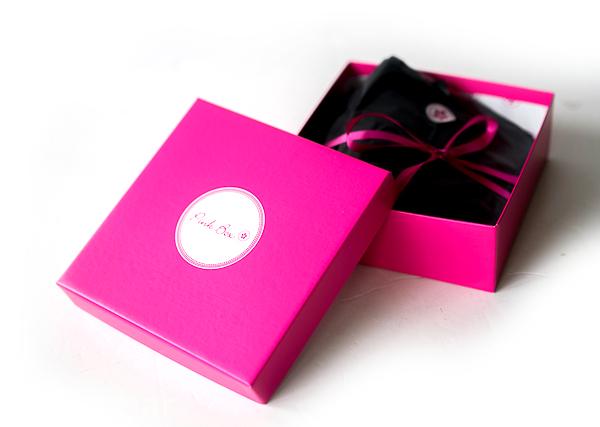 Die Pink Box im September 2017 - FRIYAY