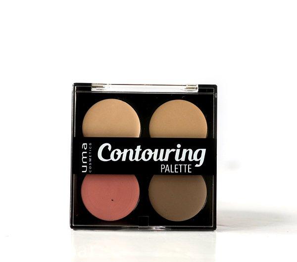 uma cosmetics - Contouring Palette