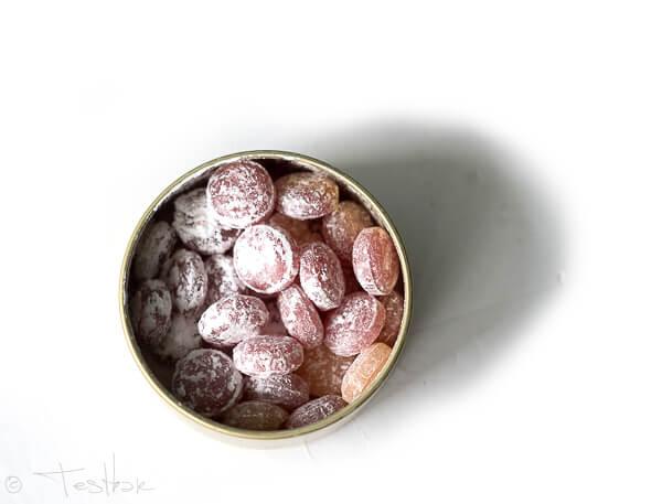 CAVENDISH & HARVEY -C&H Raspberry & Peach Drops