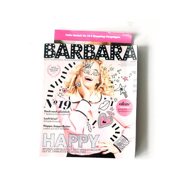 Barbara - Oktober 2017