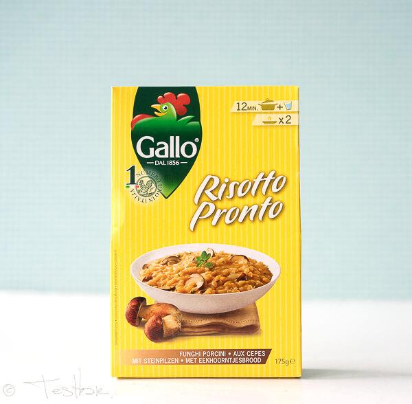 RISO GALLO -Risotto Pronto