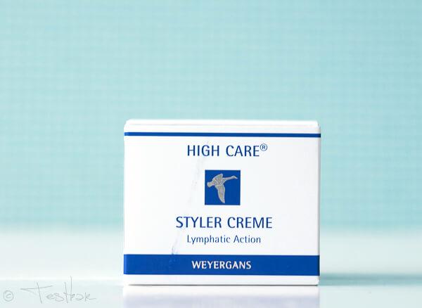 WeyergansStyler Creme gegen Cellulite