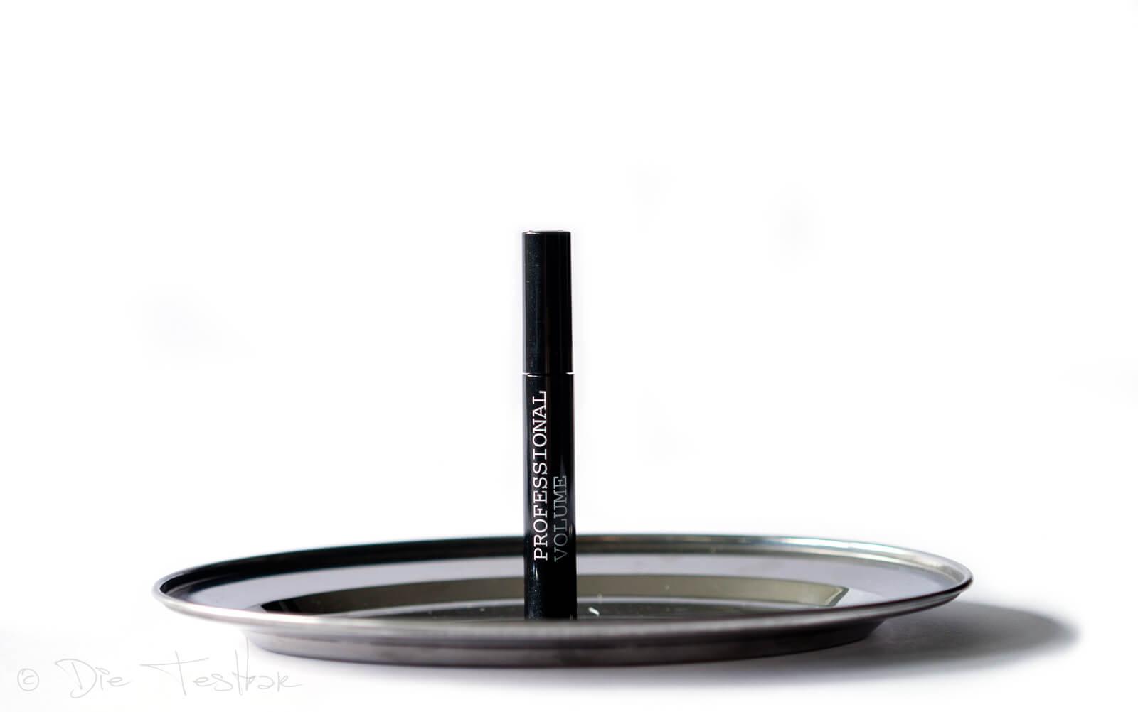 Professional Volume Mascara - Black Volcanic Minerals BRAUN von Korres