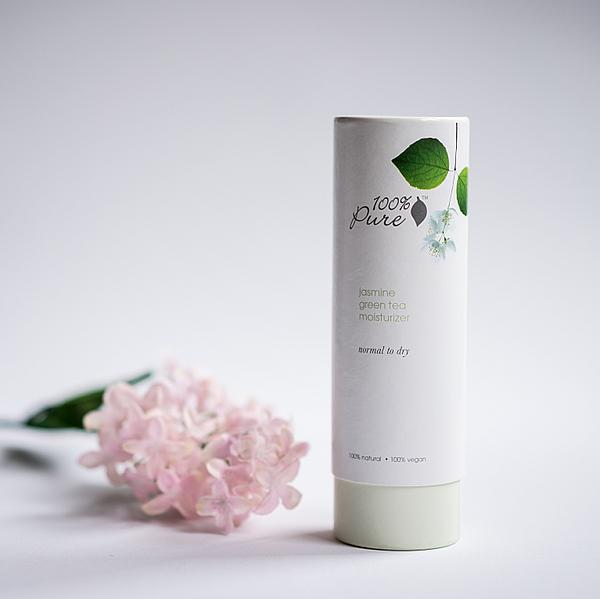 Naturkosmetik - Feuchtigkeitspflege - Jasmine Green Tea Moisturizer