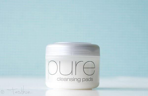Weyergans Pure Cleansing Pads Gesichtsreinigung
