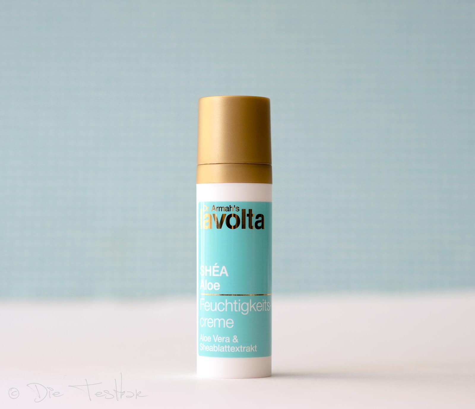Lavolta - Shéa Aloe 24h Feuchtigkeitscreme