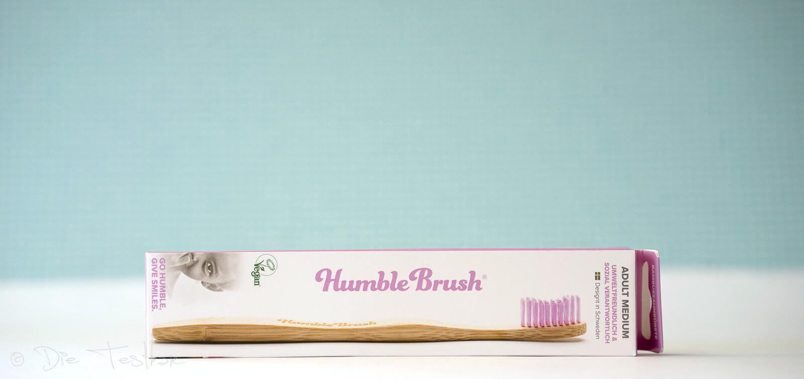The Humble - Brush Bambuszahnbürste