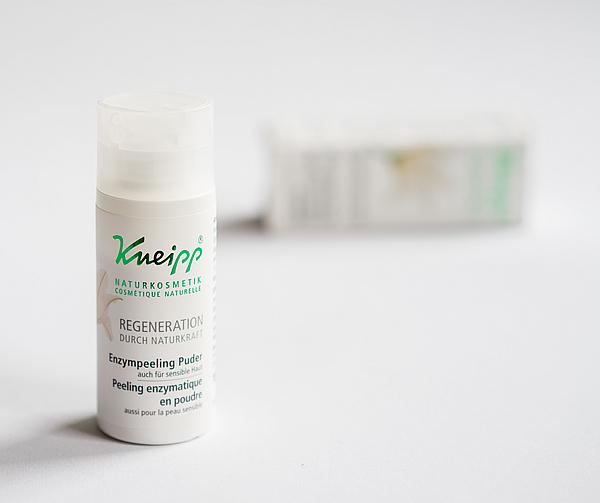 Regeneration Enzympeeling Puder