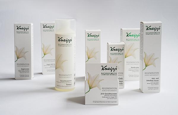 Kneipp Naturkosmetik - Für die Haut ab 40