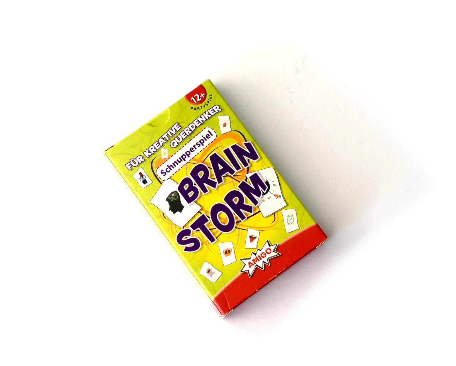AMIGO - Brain Storm