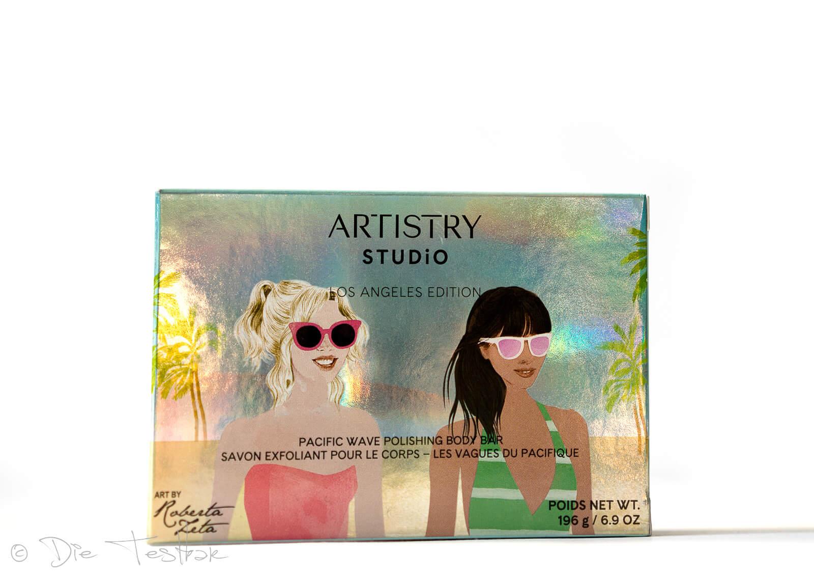 ARTISTRY STUDIO™ Los Angeles Edition Pacific Wave Glättende Körperseife