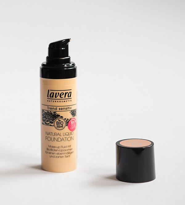 Lavera - Natural Liquid Foundation