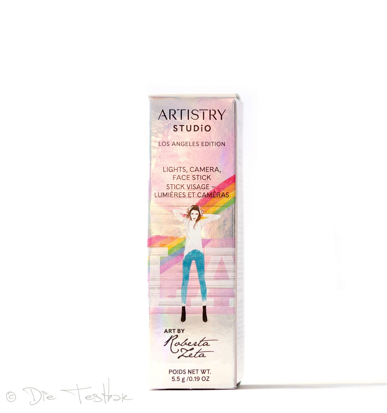 ARTISTRY STUDIO™ Los Angeles Edition Lights, Camera Stick für das Gesicht