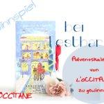 Limitierten L'OCCITANE Adventskalender 2016 zu gewinnen – >Gewinnspiel beendet<