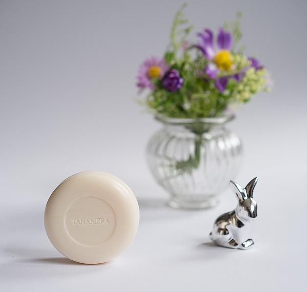 Zauberhafte Geschenkideen - Tanamera Weiße Reismilch Körperseife
