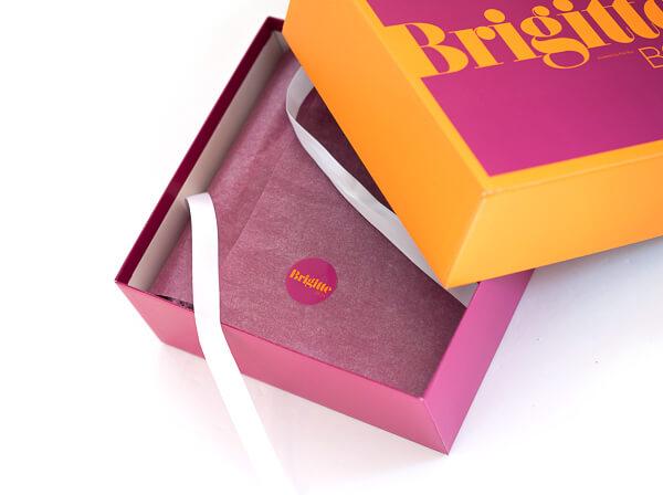 Die BRIGITTE Box Nr. 5 im Oktober 2016