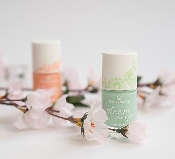 bloom me up! - nail polish