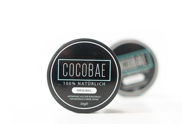 COCOBAE - Natürliches Zahn-Bleaching mit Aktivkohle