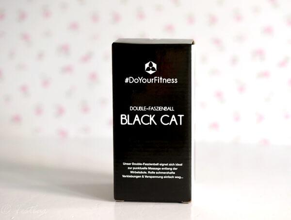 doyoursports - BlackCat Double-Faszienball