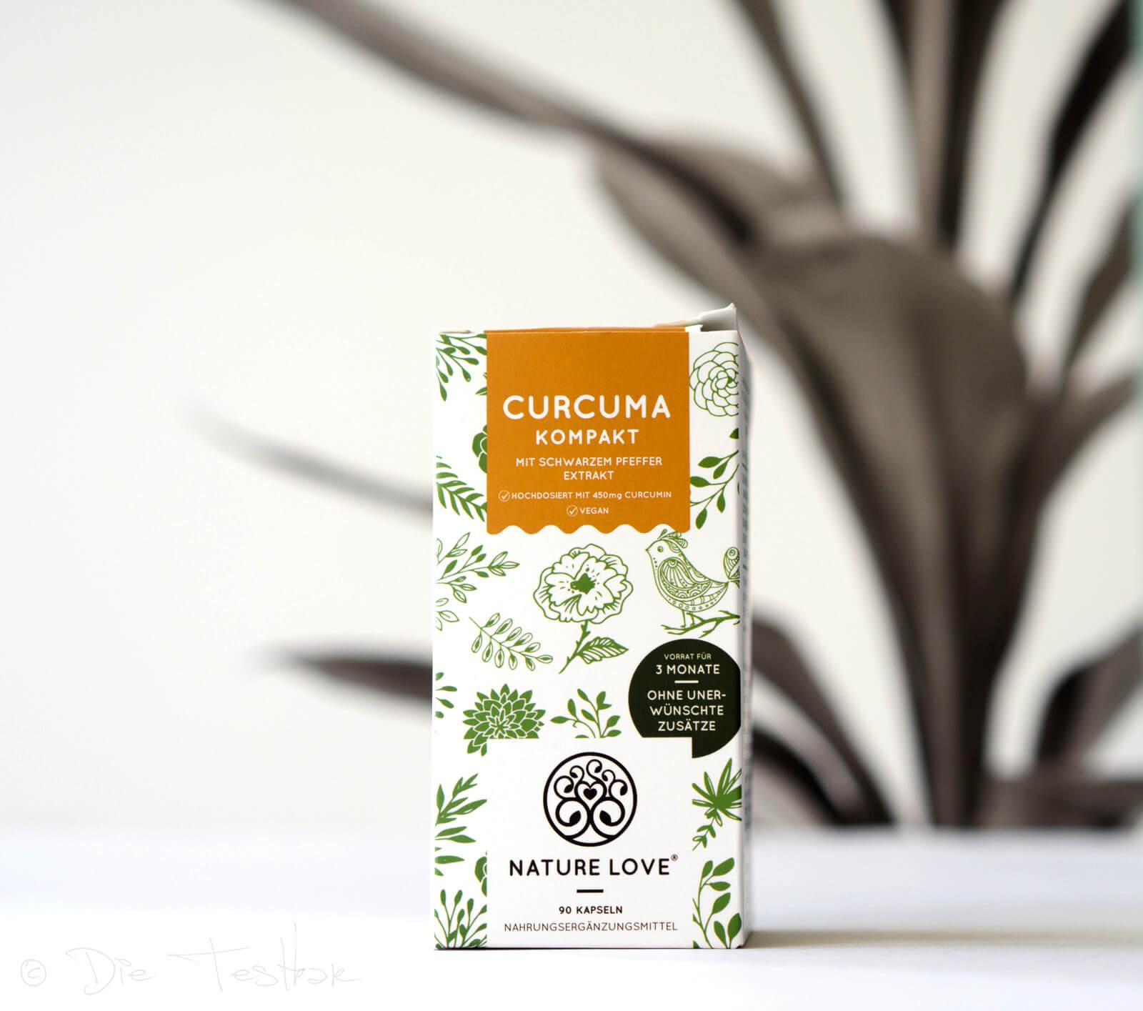 Curcuma Kompakt von Nature Love
