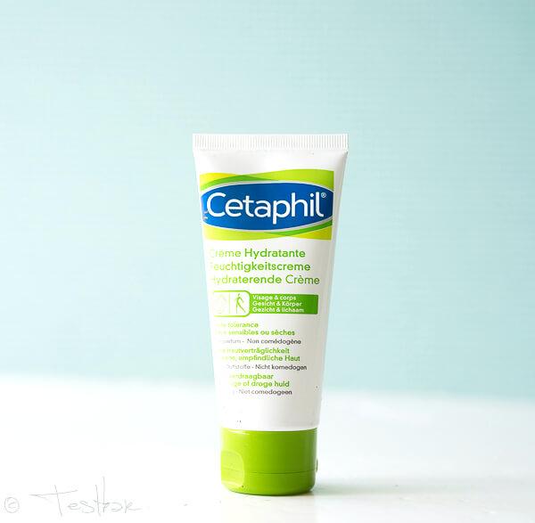 Cetaphil Feuchtigkeitscreme - Pflege für empfindliche und trockene Haut