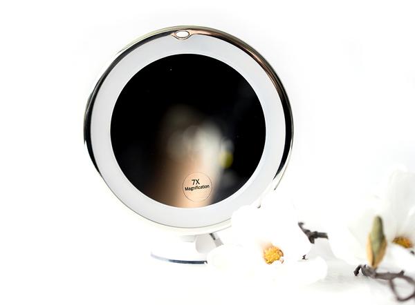elechomes make up spiegel mit 7 facher vergr erung. Black Bedroom Furniture Sets. Home Design Ideas