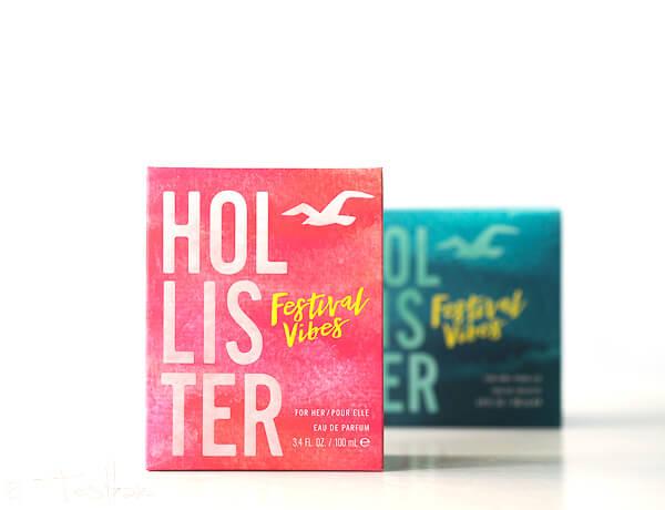 HOLLISTER Festival Vibes Eau de Parfum for Her