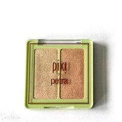 Das Label Pixi bietet eine Vielzahl von tollen Produkten an die aus dem pflegenden und dekorativen Kosmetikbereich stammen. Wir stellen Euch heute zwei Produkte aus der Produktpalette von Pixi vor. Dabei handelt es sich um einen Bronzer sowie einem Highlighter.   Glow-y Gossamer Duo Bronzer/Highligher von Pixi […]