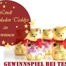 Wir haben vor einiger Zeit ein tolles Paket mit leckeren Produkten von Lindt erhalten. Über diese Leckereien haben wir uns sehr gefreut, da wir Lindtschokolade sehr gern mögen. Diese Weihnachtsleckereien möchten wir Euch heute vorstellen. Ihr habt hier sogar die Möglichkeit zwei tolle Schokoladenteddys von Lindt zu gewinnen. […]