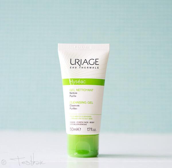 Uriage Eau Thermale Hyséac Mildes Reinigungsgel Misch- Und Fettige Haut Tube