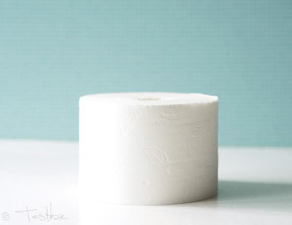 Zewa Smart - Toilettenpapier zweckentfremdet