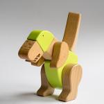 Wunderschönes Holzspielzeug für Kinder