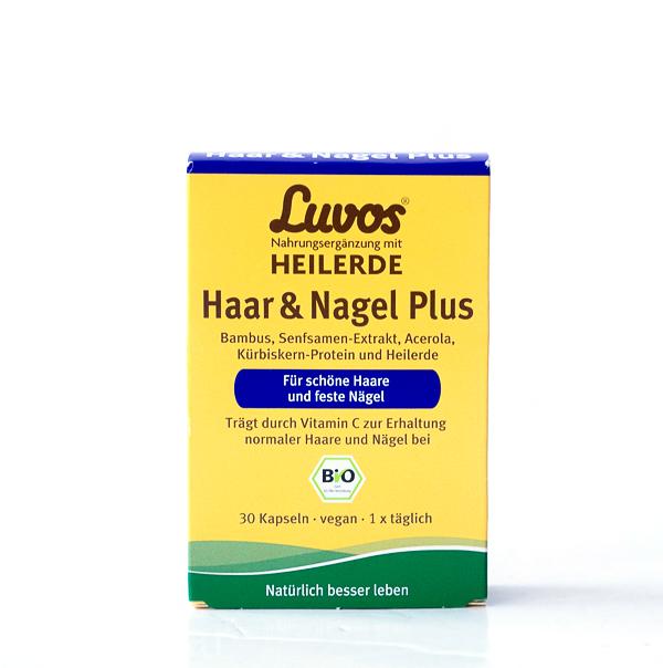 Luvos Haar & Nagel Plus - schöne Haare, feste Nägel